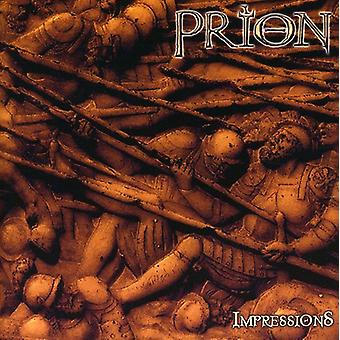 Prion - Impressions [CD] USA import