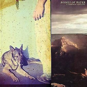 Bodies of Water - Certain Feeling [Vinyl] USA import