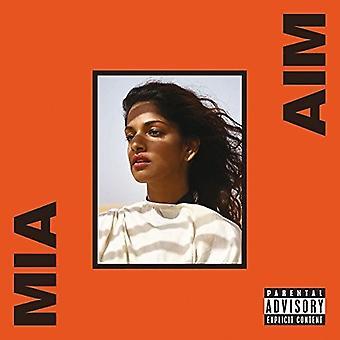 M.I.a. - målet (Ex) [Vinyl] USA import