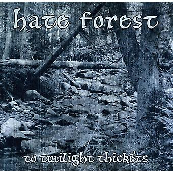 Hate Forest - To Twilight Thickets [CD] USA import