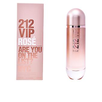 Carolina Herrera 212 Vip Rosé Edp Spray 125 Ml för kvinnor