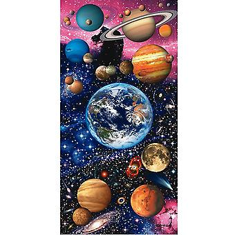 Cheatwell Games Royce 3D Wall & Door Poster - Planets*^^