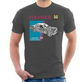 Haynes Owners Workshop Manual 0108 Vauxhall Victor FE Men's T-Shirt