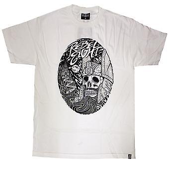 Rebel8 Asgard t-shirt branca