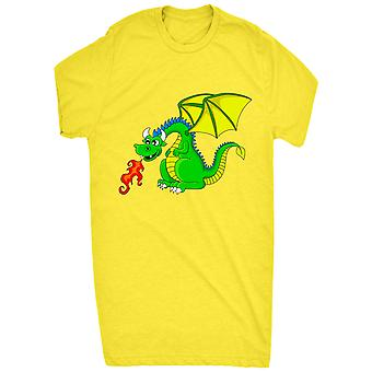 Renowned Fire Breathing Dragon Cute