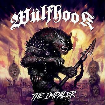 Wulfhook - Impaler [CD] USA import