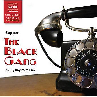 Sapper - Black Gang [CD] USA import