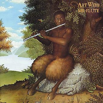 Art Webb - Mr. Flute [CD] USA import