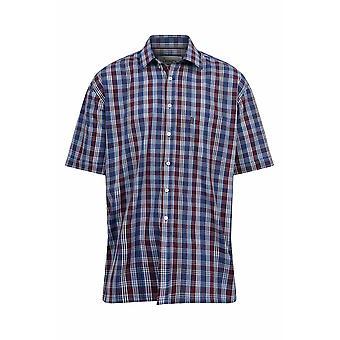 Mestari miesten Whitby maan rento lyhythihainen paita