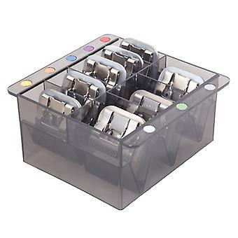 Sulhasen ammatillinen raskaan Acryllic 8 terä laatikko