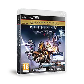 Destiny - The Taken King (PS3) - Usine scellée