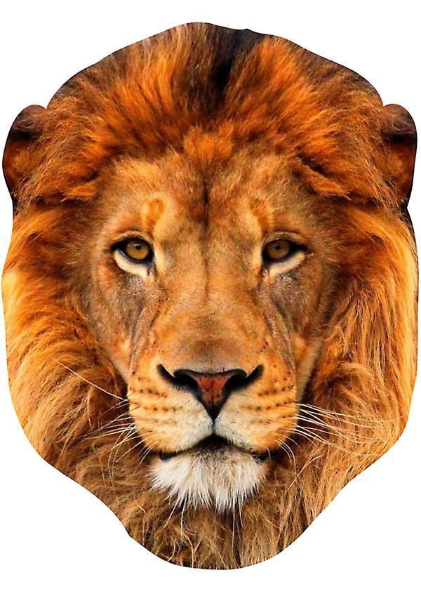 голова льва картинка для печати годы оккупации