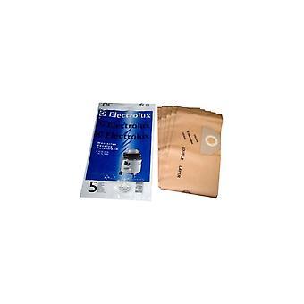 Bolsa papel Electrolux - Pack de 4 (E26N)