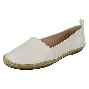 Ladies Clarks Casual Flat Slip On Shoes Clovelly Sun