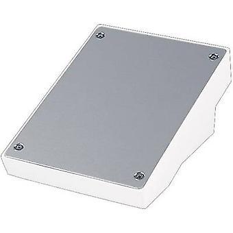 OKW DATEC B4126106 Frontplatte (L x B x H) 176 x 259,4 x 2 mm Aluminium Aluminium 1 Stk.