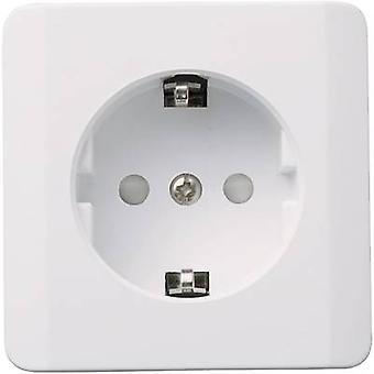 GAO Insert PG socket Nova (surface-mount) White 0327