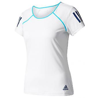 Adidas tenisové klubové tričko ženy bílé BK0716