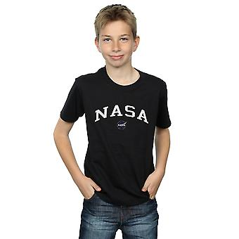 NASA chłopców kolegiaty Koszulka