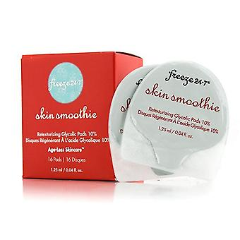 Freeze 24/7 Skin Smoothie Retexturizing Glycolic Pads 10% - 16 Pads