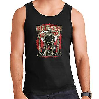 Kill Or Be Killed Cowboy Men's Vest