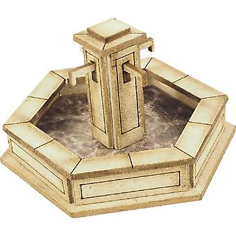Metcalfe Po522 Stone fontein Oo schaal