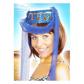 Chapeaux femmes Harem chapeau bleu