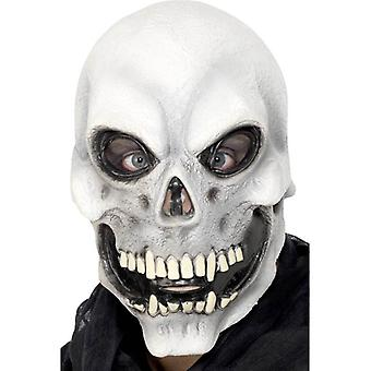 Skull Overhead Mask.  One Size