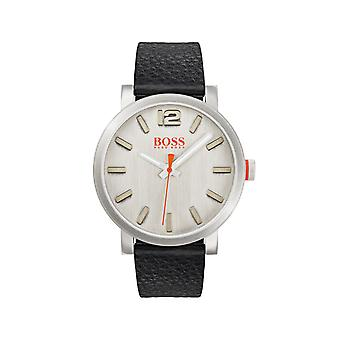 Hugo Boss Orange Men's Silver Dial Bilbao 1550035 Watch
