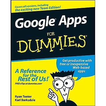 Google Apps voor Dummies