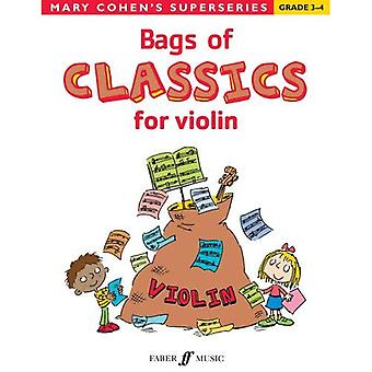 Bags of Classics for Violin (Mary Cohens Superseries)