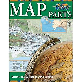 Karta delar (över hela kartan)