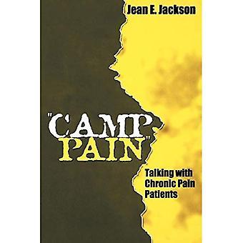 Camp kipu: Puhut krooninen kipu potilaita