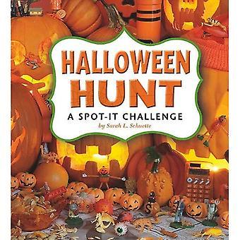 Halloween Hunt: Een Spot-it-uitdaging