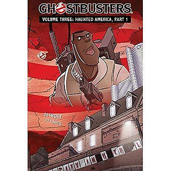 Ghostbusters, Volume 3: Haunted America, Part 1