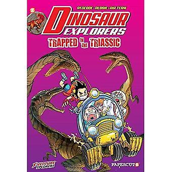Dinosaure Explorer 4 # \