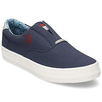 U.S. Polo Assn GALAN4018S9 GALAN4018S9C9C1DKBL scarpe da uomo universali