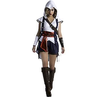 Assassins Creed Connor Womens Costume