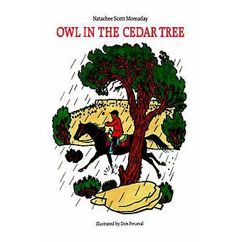 Owl in the Cedar Tree by Momaday & Natachee Scott