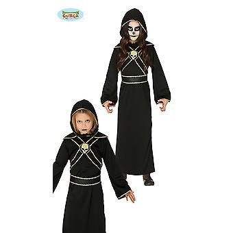 Guirca demon av mörk trollkarl barnens Halloween-kostym