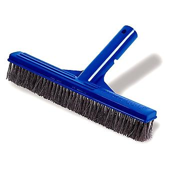 "Swimline 8240 10"" Stainless Steel Concrete Pool Brush"