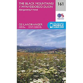 The Black Mountains (February 2016 ed) by Ordnance Survey - 978031926