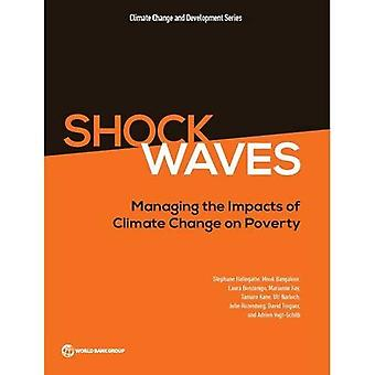 Ondes de choc: Gestion des Impacts du changement climatique sur la pauvreté (changements climatiques et développement série)