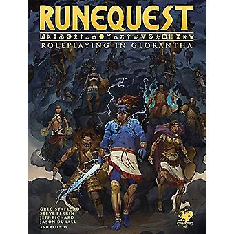Runequest RPG Roleplaying in Glorantha