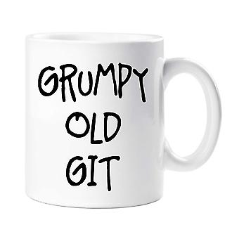 Grumpy Old Git Mug