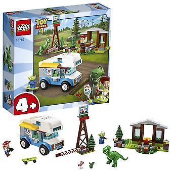 LEGO 10769 Toy Story 4 RV Vacation Truck with Jessie, Alien, Rex and Forky Minifigures