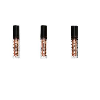 Barry M 3 X Barry M Glitter Bomb eyeshadow-Queen