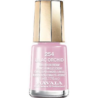 Mavala Mini Color Creme Effect Nail Polonais - Lilac Orchid (254) 5ml
