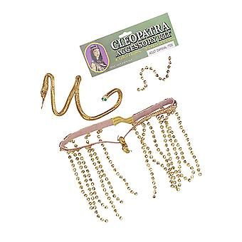 Bristol Novelty Womens/Ladies Cleopatra Accessory Set