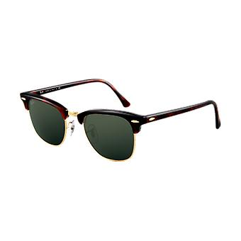 Ray-Ban Clubmaster Classic Scale/Golden Green G-15