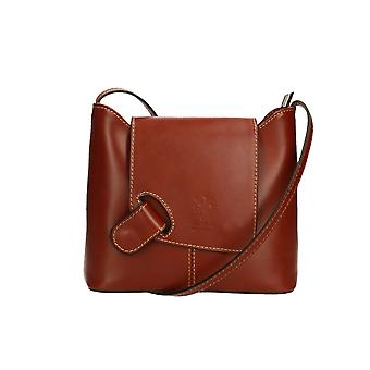 Leather strap bag Made in Italy AR7726